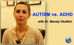 Autism vs. ADHD
