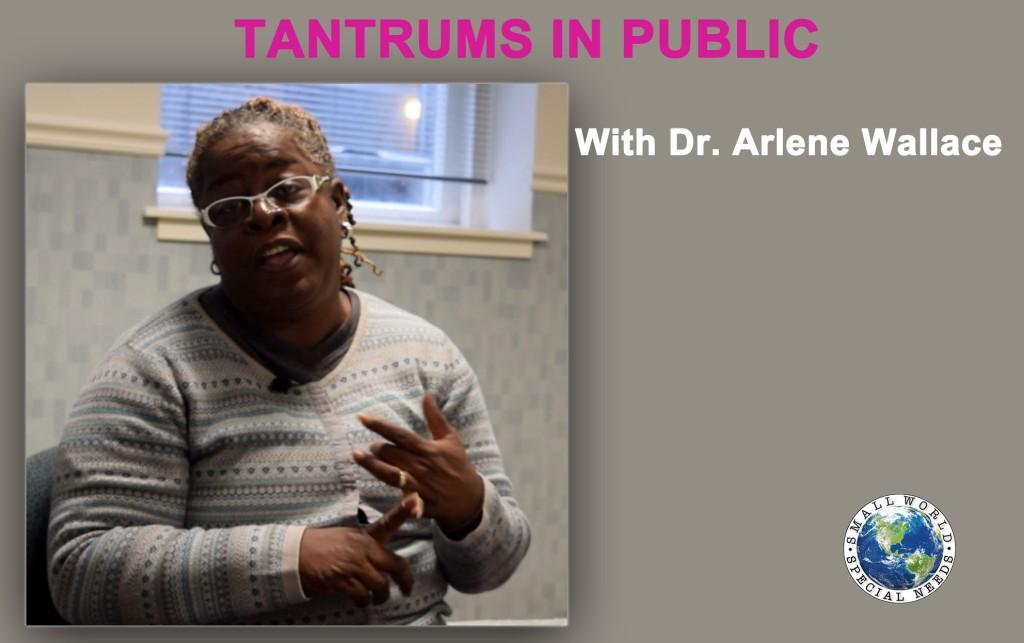 Tantrums in Public